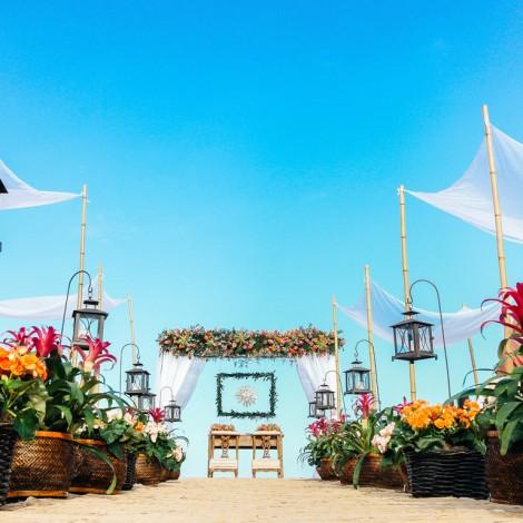 Casamento Ju e Cesar - Itamambuca Eco Resort (foto: Mauricio Vieira & Marcio Savoine) - Mara Perez Arquitetura de Festas